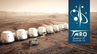 What will Martian habitats look like? 7.19