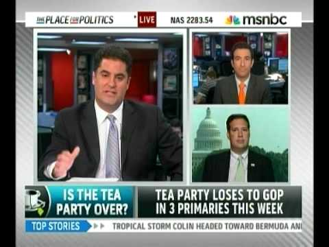 MSNBC: Tea Party Is Cancer Of The GOP