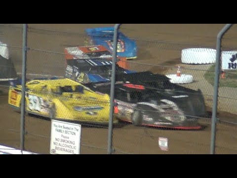 Clay Daly B-Main @ Lucas Oil Speedway 2017