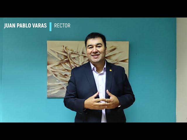 Saludo del rector a los IV° Medios 2021 - Pumahue Puerto Montt