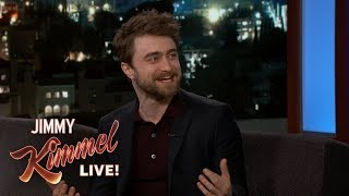 Daniel Radcliffe Has Never Been Trick-or-Treating