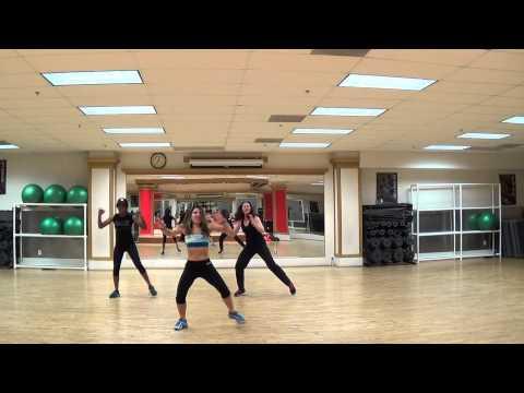 Push It by Salt N Pepa Dance / Zumba® Fitness Choreography