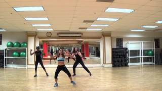 Push It by Salt N Pepa Dance / Zumba® Fitness Choreography