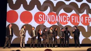 Download Video The Raid 2: Berandal World Premiere Fan Q&A at Sundance 2014 MP3 3GP MP4