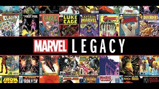 Marvel Legacy Issue 1 Reviewed