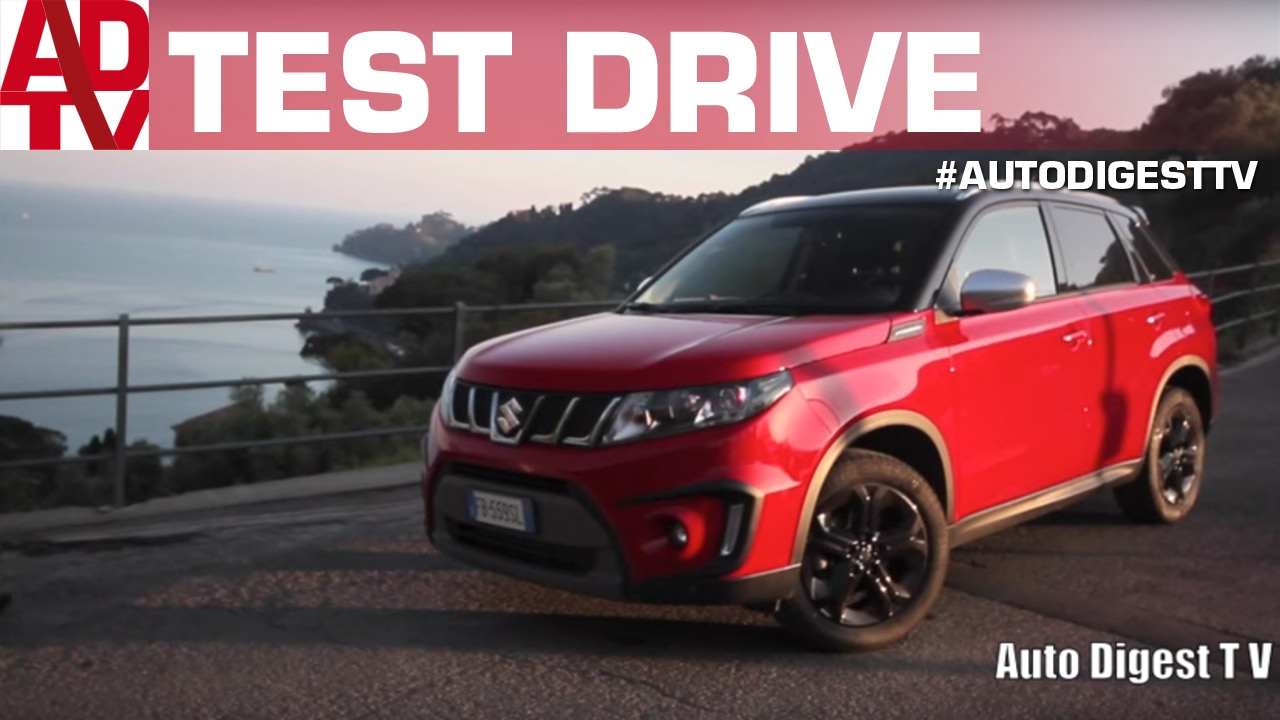 test drive suzuki vitara s 1 4 boosterjet 4wd allgrip s youtube. Black Bedroom Furniture Sets. Home Design Ideas