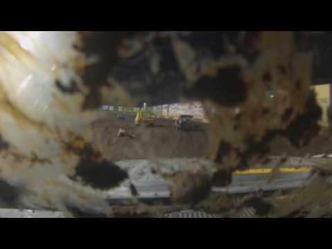 Perris auto speedway Democross #97