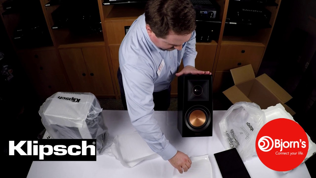 Klipsch RP-500M Reference Premiere Bookshelf Speakers Pair