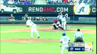 Peter Alonso 2018 Home Runs (All 36!) Binghamton Double A and Triple A Las Vegas