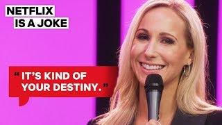 Nikki Glaser Explains Blowjobs | Netflix Is A Joke