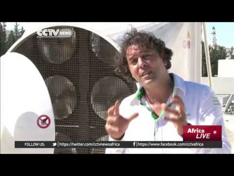 Tunisian engineer invents new way to harness wind energy
