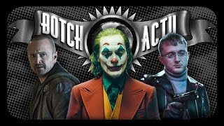 BOTCH ACTU OCT 2019 : JOKER, VALD ET EL CAMINO