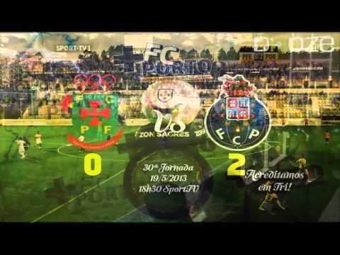 Relato Rádio 5  Paços de Ferreira 0x2 FC Porto