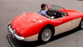 1960 Austin Healey 3000 BN7 Roadster - SOLD!