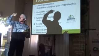 CONSCIÊNCIA E ESPÍRITO DE COOPERAÇÃO-Ainor Lotério-Gov Valadares MG (Palestra)