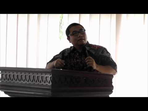 FKP 2016 03 14 (Part 2) The Indonesian Maritime Connectivity: Challenges and Opportunities