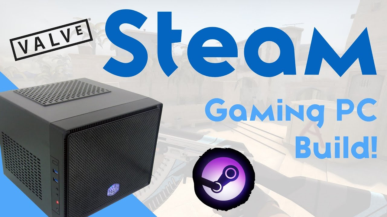 Budget Steam Box Gaming Pc Build 2015 Youtube