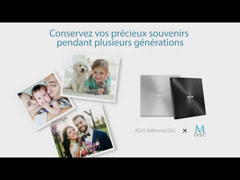 M-Disc - La Meilleure Solution De Stockage Pour Vos Données   ASUS
