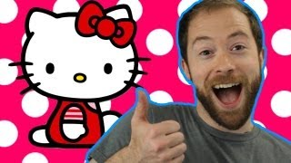 Is Minimalism the Secret to Hello Kitty's Success? | Idea Channel | PBS Digital Studios