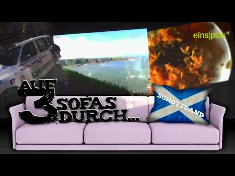 auf 3 sofas durch schottland hd einsplus 2014 youtube. Black Bedroom Furniture Sets. Home Design Ideas