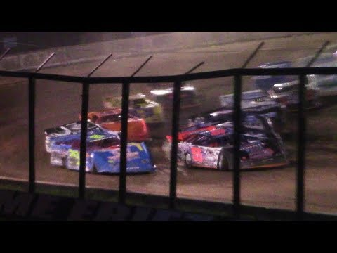 RUSH Crate Late Model Feature | Eriez Speedway | 8-6-17