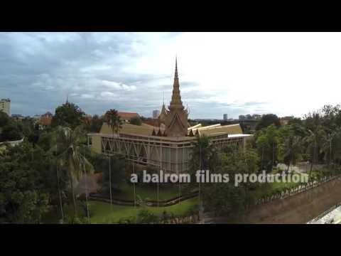 Cambodia artchitecture Vann molyvann