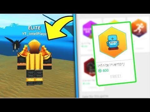 Free Inf Bag Glitch Treasure Hunt Simulator Youtube
