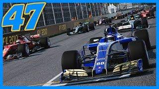 We Have Arrived. |7/20| F1 2017 Sauber Career Mode S3. Episode 47