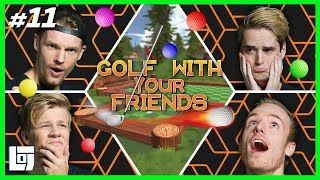 Golf With Friends met Enzo, Don, Joost en Harm | XL Battle | LOGS2 #11