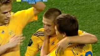 второй гол Сборной Украины(Украина-Уругвай)