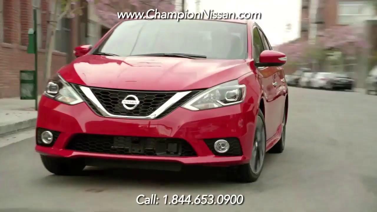 CHAMPION NISSAN Valencia CA - California Dealer - 844.653.0900 - YouTube