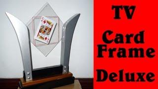 Tv Card Frame Deluxe. N / Revelado