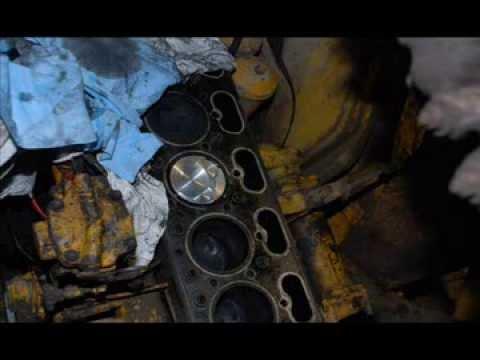 Caterpillar 977h Track Loader D333 Engine Repairs