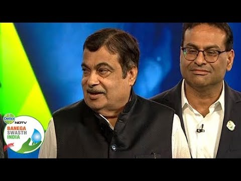 """""""Should Be Kept Away From Politics"""": Nitin Gadkari On Cleanliness Mission"""