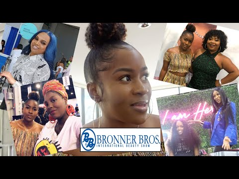 Bronner Brothers Hair Show 2020.Bronner Brothers Hair Show Atlanta Ga 2019 Vlog Haul It Was A Crazy Day