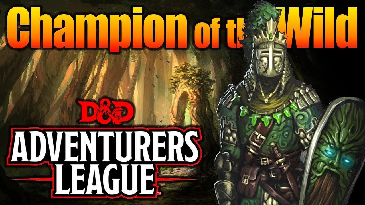 Druid Paladin 5e D Amp D Character Build Adventurers League