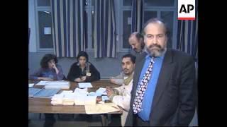 ALGERIA: CONSTITUTIONAL REFERENDUM TO BAN RELIGION IN POLITICS PASSED