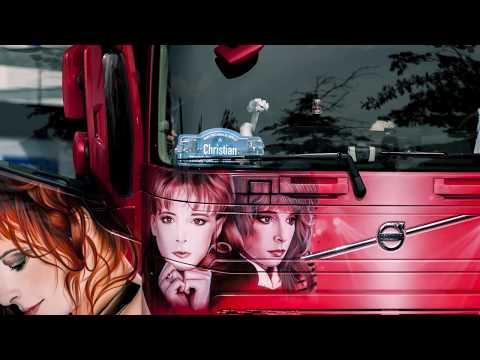 Cool VOLVO Trucks Tuning - Custom Volvo Semi Truck Show 2017 + New Ocean Race Lorry HD Video