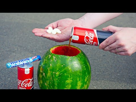 Thumbnail: 5 CRAZY EXPERIMENTS With Coca Cola