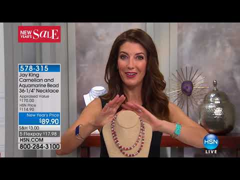 HSN | Mine Finds By Jay King Jewelry Year End Specials 12.29.2017 - 02 PM