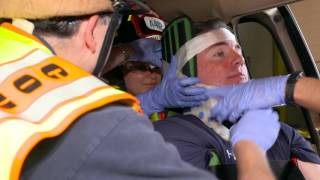 EMT Training - Extrication