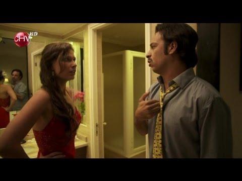 Carine Mazoyer en capítulo La Sorpresa - Infieles - Chilevisión