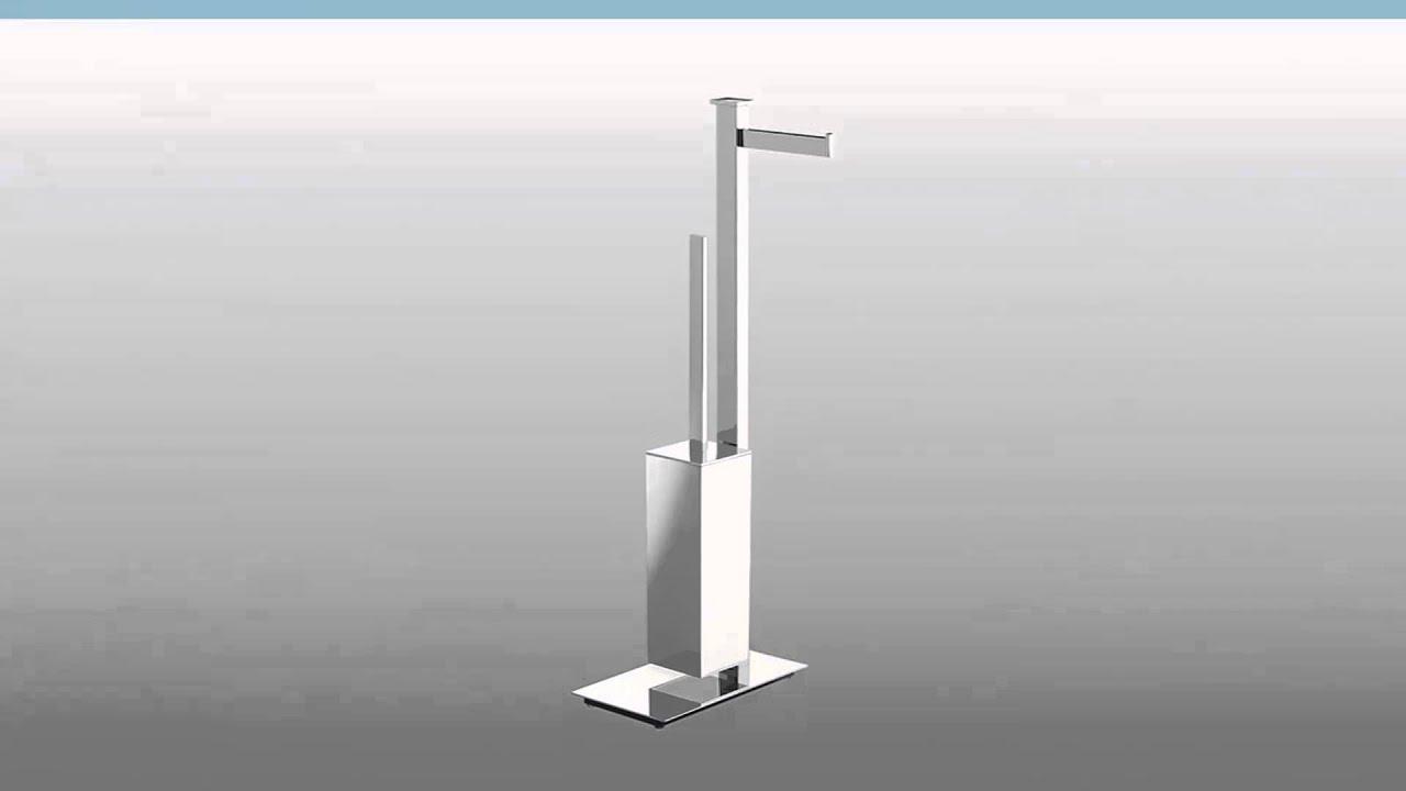 Piantane per bagno Units Colombo Design Manigliedesign