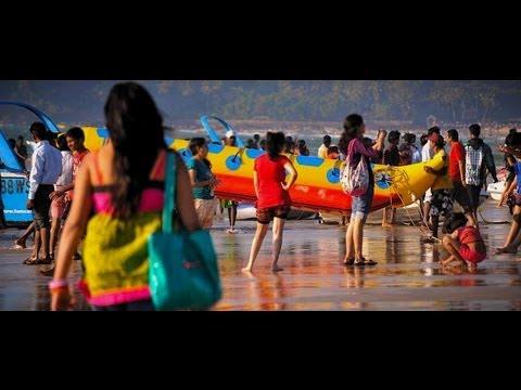 Goa Beaches Videos A Beach Zone - Youtube