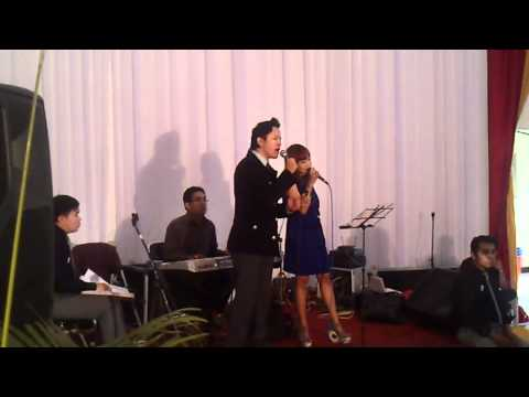 Dygta - Tak Mungkin Ku Melepasmu - Cover by Sakti & Indriya Fajar with Arif Arfaz on keyboard.mp4