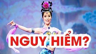 Cảnh báo! Trung Quốc Bảo Hàn Quốc Đừng Nhảy Nữa | Trung Quốc Không Kiểm Duyệt