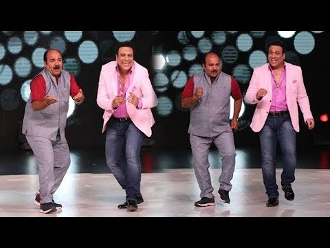 VIDEO : Dabbu Uncle Sanju Srivastav Dancing With Govinda TOGETHER | WATCH FULL VIDEO |
