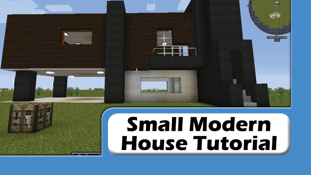 Tutorial modern 100 days week of blocks octagonal orb for Modern house tutorial