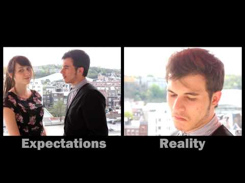 500 jours ensemble - Expectations VS Reality poster