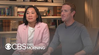 Inside the home of Facebook CEO Mark Zuckerberg and wife Priscilla Chan